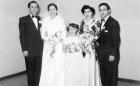 [Abraham Biderman, family and friends] [picture] / Elizabeth Gilliam.