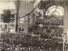 Opening of 1st Commonwealth Parliament by Duke of York, 1901
