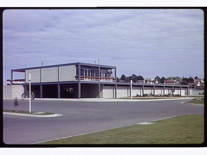 Waverley Swimming Pool Change Rooms Kiosk Etc Waverley Rd Glen Waverley Godfrey Spowers