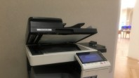 A printer copier scanner machine