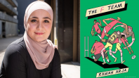 Rawah Arja and her book