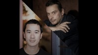 Nam Le and Christos Tsiolkas