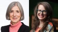 Carolyn Rasmussen and Carolyn Fraser
