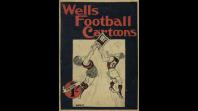 Wells football cartoon