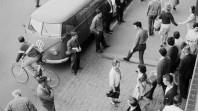street scene in the 60s