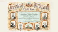 Australasian Federal Referendum, July 1899