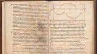 The oldest book in Australia, 'De musica', by Boethius, c 1050