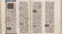 Book of hours, Bruges, 1470-90
