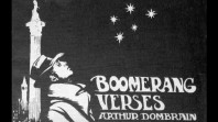 'Boomerang verses', by Arthur D'Ombrain; cover by Will Dyson