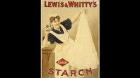 Lewis & Whitty's Diamond Starch, 1880s