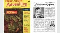Frank Clune's adventure magazine, 1948