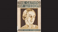 Cover of The Getting of Wisdom by Henry Handel Richardson
