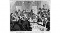 Intercolonial chess match in Melbourne's telegraph office, 1873