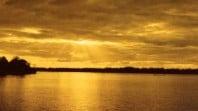 Sunset at Lake Nagambie