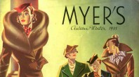Myer's mail-order catalogue, autumn–winter, 1935
