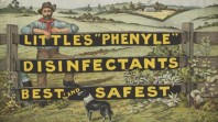 An 1870s advertisement for a disinfectant