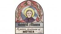 'Saint Mum', by Stripper (J Wilson)