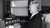 ALP politician Sam Merrifield, 1965