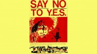 Labour law: Say no to YES, poster by Tanya McIntyre, 1985