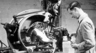 Bedgood shoe factory, East Melbourne, 1950