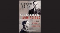 Cover of Certain Admissions: A Beach, a Body and a Lifetime of Secrets by Gideon Haigh