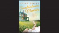 Cover of Tumbledown Manor by Helen Brown