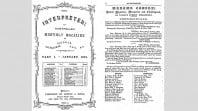 The Interpreter, an Australian monthly magazine of science, literature, art & cu