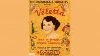 The Incomparable Sloggetts present Veletta, 1920s