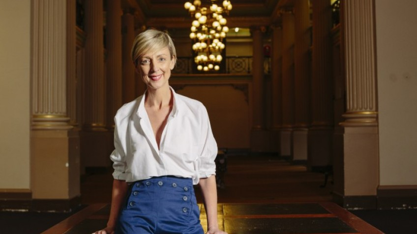 Image of State Library Victoria CEO Kate Torney