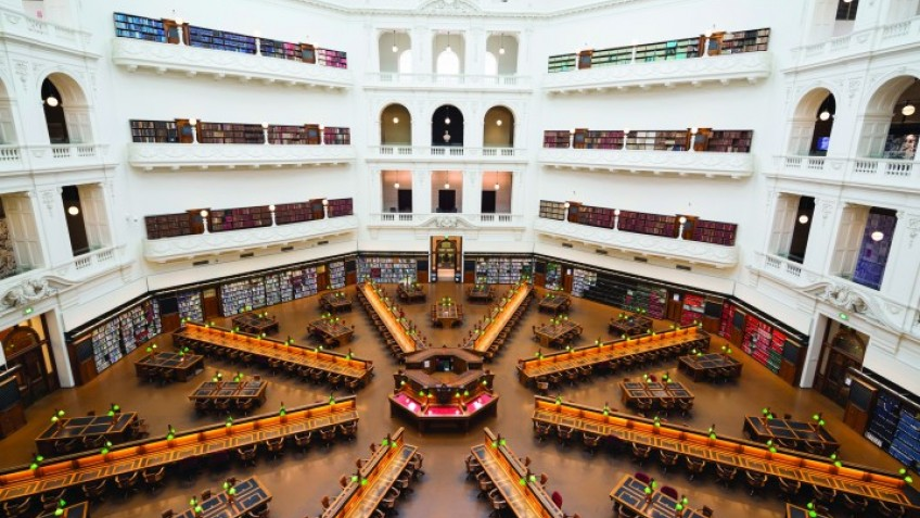 State Library Victoria calls for 2018 Fellowship applications | State  Library Victoria
