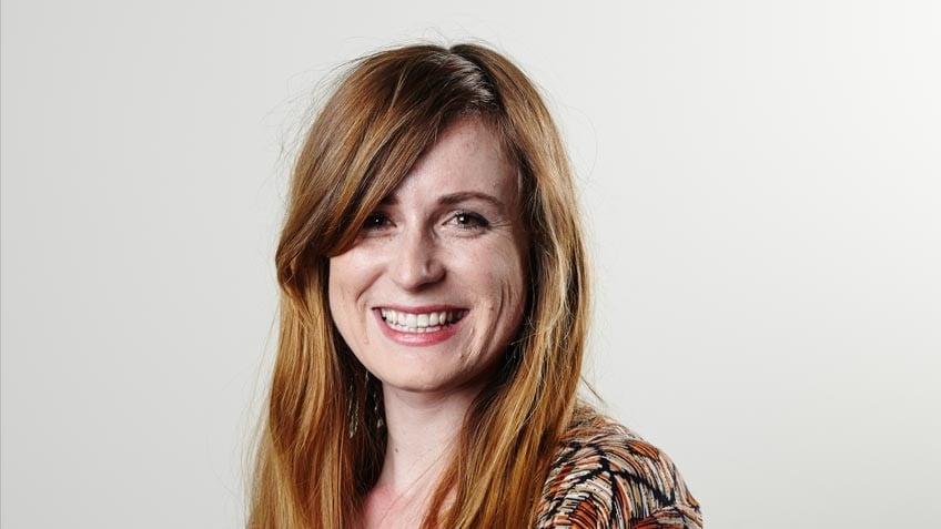 Portrait of Minna Muhlen-Schulte