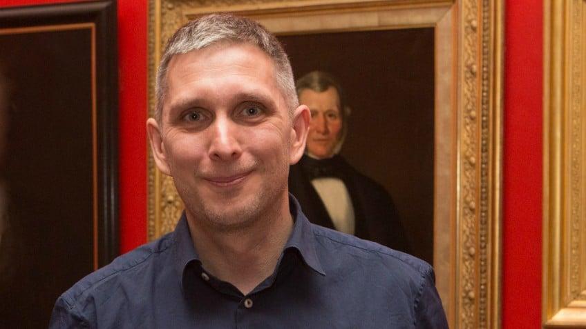2015 Creative Fellow Dr David Sornig