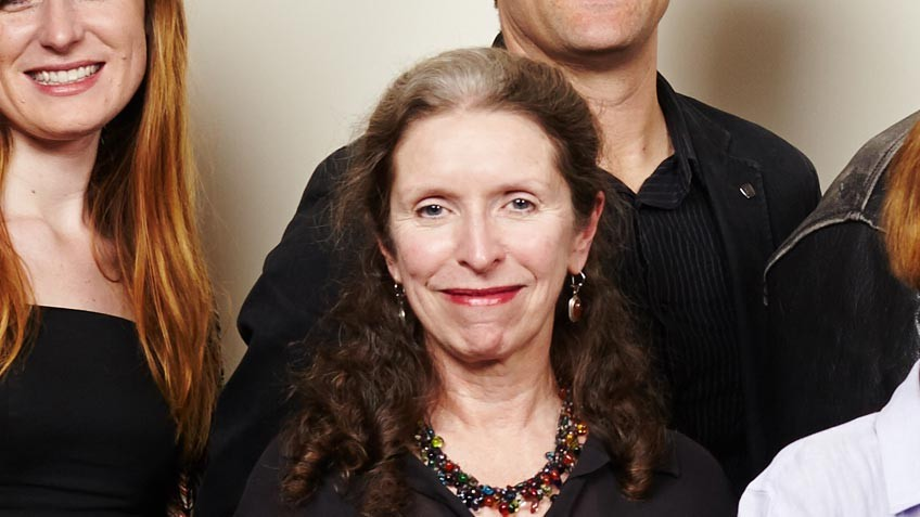 Portrait of Sue Broadway