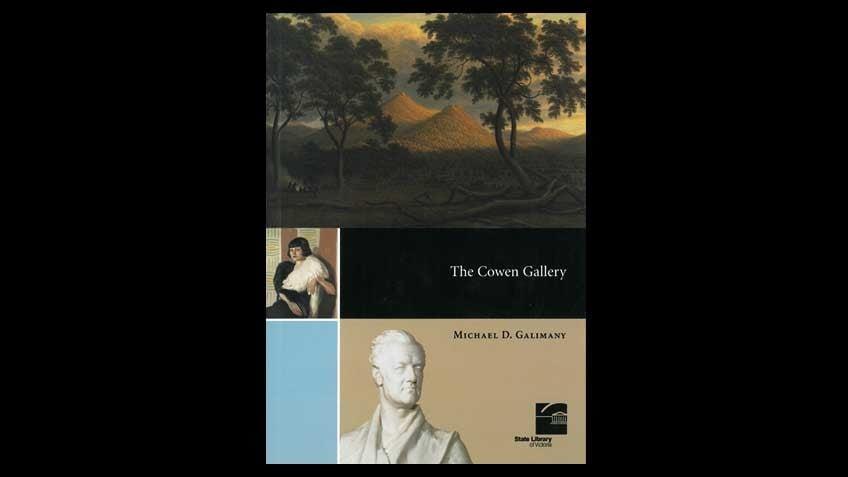 Cover of Cowen gallery catalogue