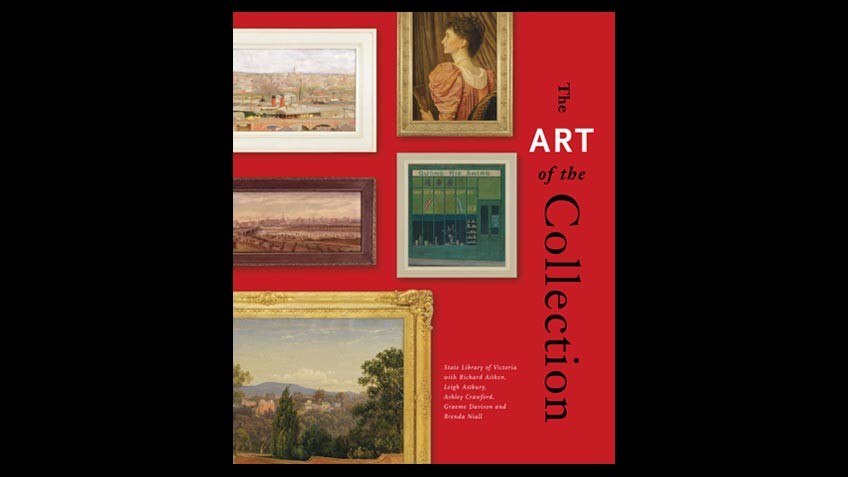 Cover of The art of the collection