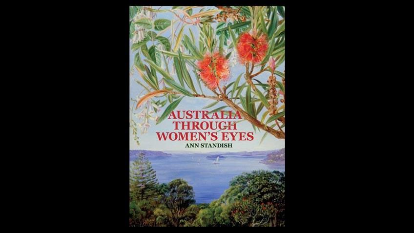 Cover of Australia Through Women's Eyes