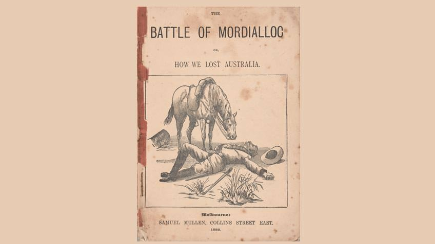 Front cover of 'The Battle of Mordialloc'
