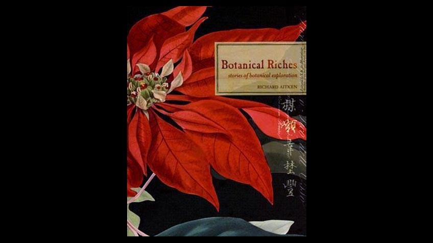 Cover of Botanical riches: stories of botanical exploration