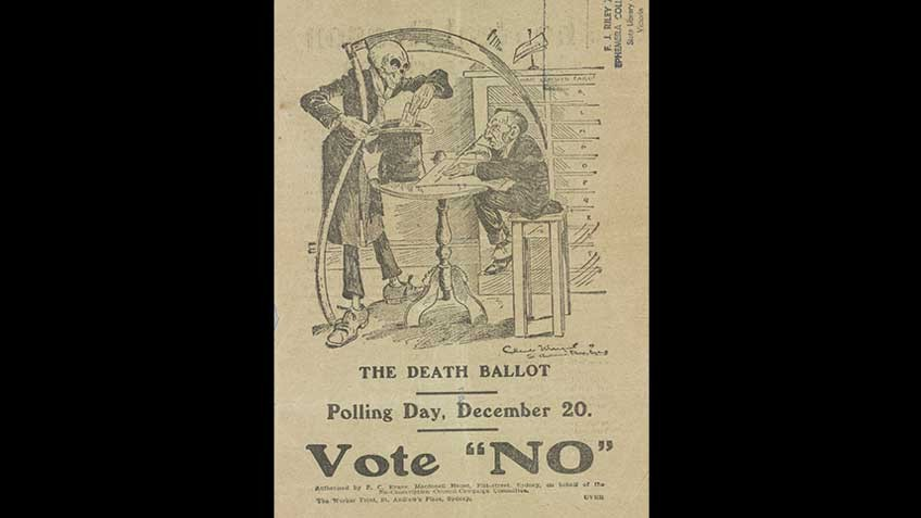 The death ballot