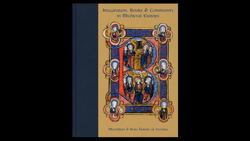 Cover of Imagination, books and community in Medieval Europe
