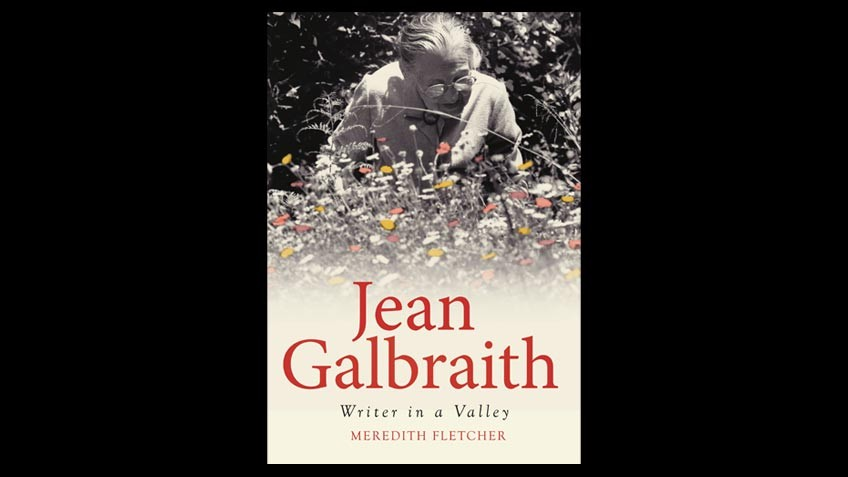 Cover of Jean Galbraith: Writer in a Valley by Meredith Fletcher