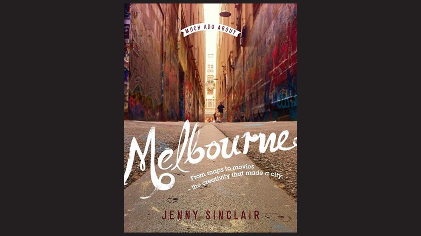 Much Ado About Melbourne - Jenny Sinclair book cover