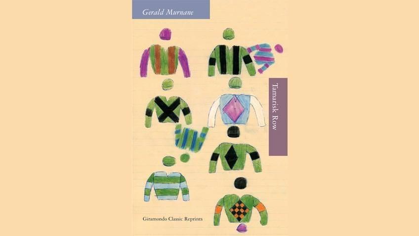 Cover of 'Tamarisk row' by Gerald Murnane
