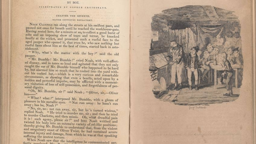 online research papers on oliver twist Oliver twist was novel written by charles dickens that had been brought to the big screen company about studymoose contact careers faq donate a paper.