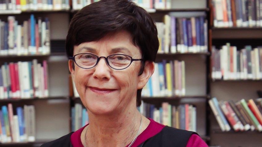 Portrait of Ruth Pullin