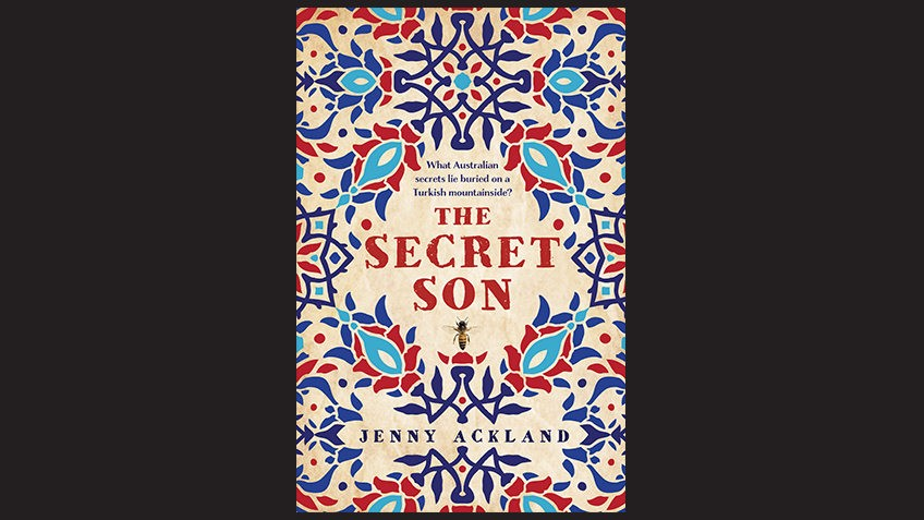 Cover of The Secret Son by Jenny Ackland