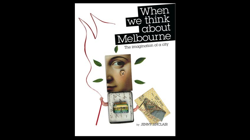 Cover of When we think about Melbourne