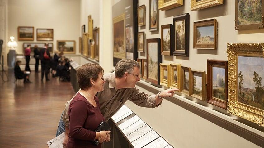 Cowen Gallery Exhibition