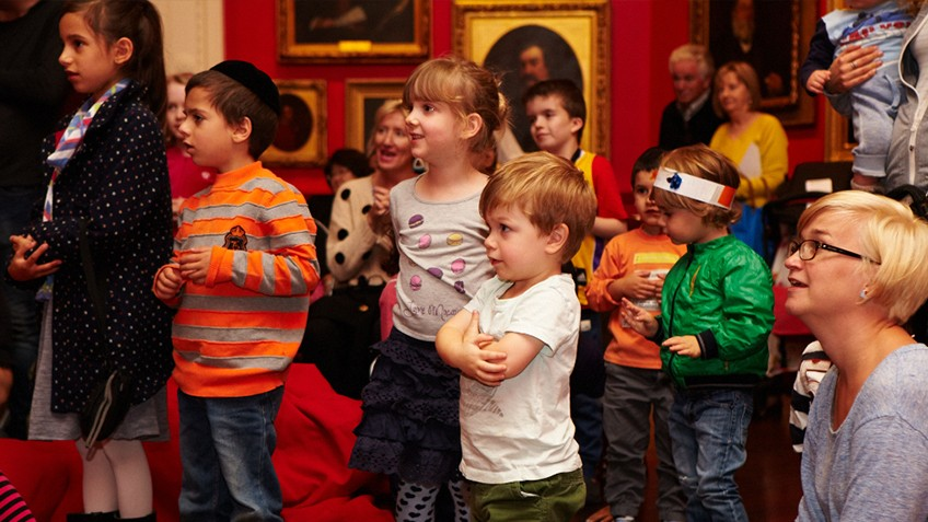 Storytime @ State Library