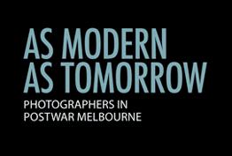 As Modern As Tomorrow